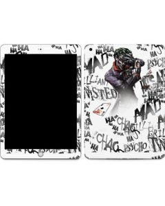 Brilliantly Twisted - The Joker Apple iPad Skin