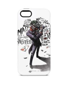 Brilliantly Twisted - The Joker iPhone 5/5s/SE Pro Case