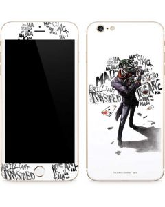 Brilliantly Twisted - The Joker iPhone 6/6s Plus Skin