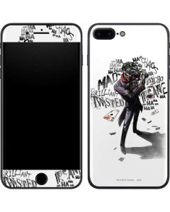 Brilliantly Twisted - The Joker iPhone 7 Plus Skin