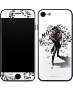 Brilliantly Twisted - The Joker iPhone 7 Skin