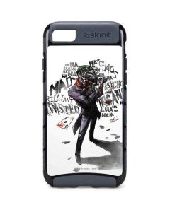 Brilliantly Twisted - The Joker iPhone 8 Cargo Case