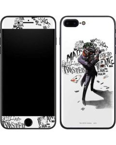 Brilliantly Twisted - The Joker iPhone 8 Plus Skin
