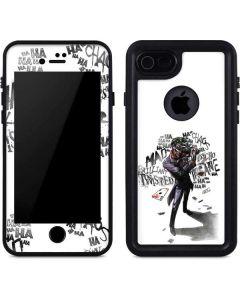 Brilliantly Twisted - The Joker iPhone 8 Waterproof Case