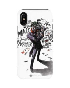 Brilliantly Twisted - The Joker iPhone X Pro Case