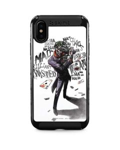 Brilliantly Twisted - The Joker iPhone XS Cargo Case