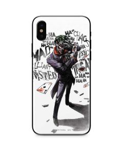 Brilliantly Twisted - The Joker iPhone XS Max Skin
