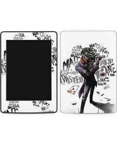 Brilliantly Twisted - The Joker Amazon Kindle Skin