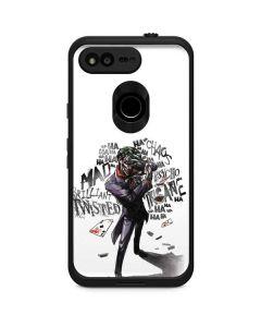 Brilliantly Twisted - The Joker LifeProof Fre Google Skin