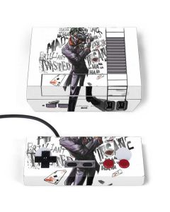 Brilliantly Twisted - The Joker NES Classic Edition Skin