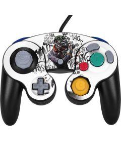 Brilliantly Twisted - The Joker Nintendo GameCube Controller Skin