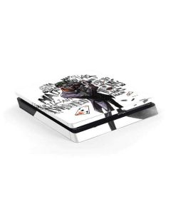 Brilliantly Twisted - The Joker PS4 Slim Skin