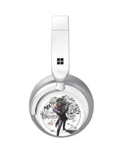 Brilliantly Twisted - The Joker Surface Headphones Skin