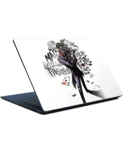 Brilliantly Twisted - The Joker Surface Laptop Skin