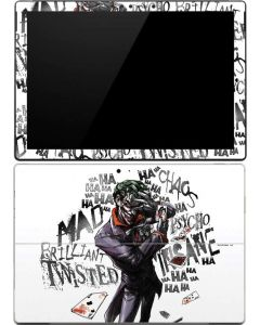 Brilliantly Twisted - The Joker Surface Pro (2017) Skin