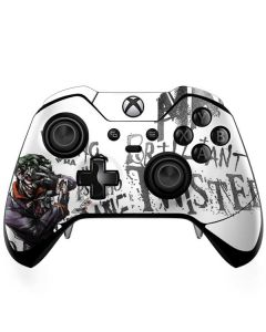 Brilliantly Twisted - The Joker Xbox One Elite Controller Skin