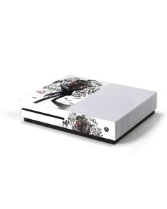 Brilliantly Twisted - The Joker Xbox One S Console Skin