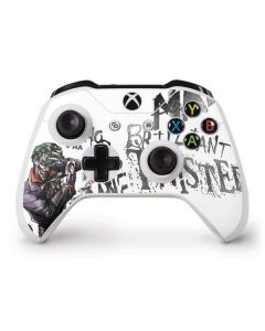 Brilliantly Twisted - The Joker Xbox One S Controller Skin