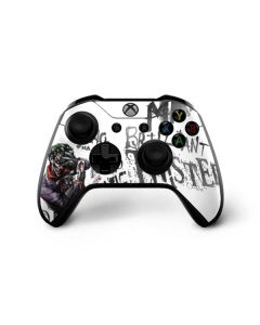 Brilliantly Twisted - The Joker Xbox One X Controller Skin