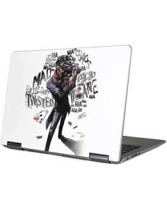 Brilliantly Twisted - The Joker Yoga 710 14in Skin