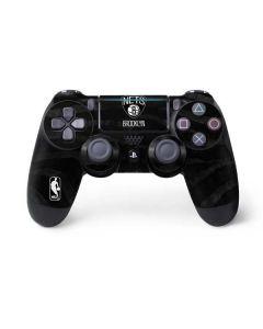 Brooklyn Nets Black Animal Print PS4 Pro/Slim Controller Skin