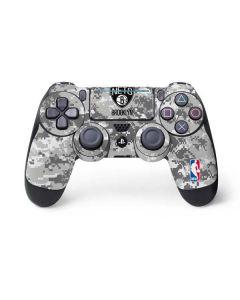 Brooklyn Nets Digi Camo PS4 Pro/Slim Controller Skin