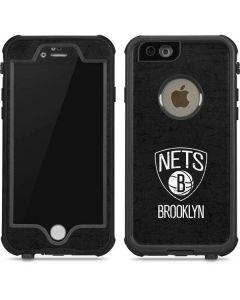 Brooklyn Nets Distressed iPhone 6/6s Waterproof Case