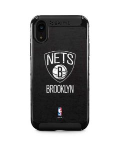 Brooklyn Nets Distressed iPhone XR Cargo Case