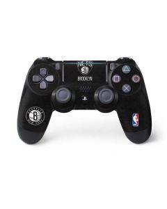 Brooklyn Nets Distressed PS4 Pro/Slim Controller Skin