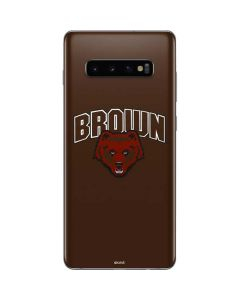 Brown University Bears Galaxy S10 Plus Skin