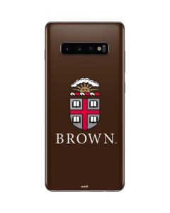 Brown University Galaxy S10 Plus Skin
