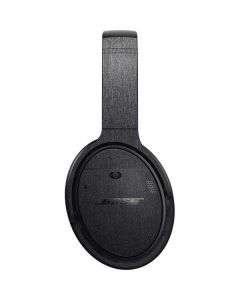 Brushed Steel Texture Bose QuietComfort 35 Headphones Skin
