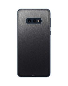 Brushed Steel Texture Galaxy S10e Skin