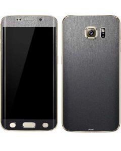 Brushed Steel Texture Galaxy S6 edge+ Skin
