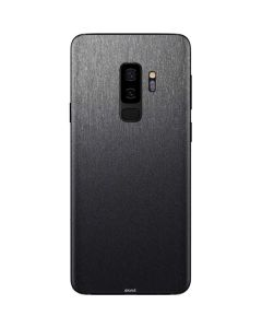 Brushed Steel Texture Galaxy S9 Plus Skin