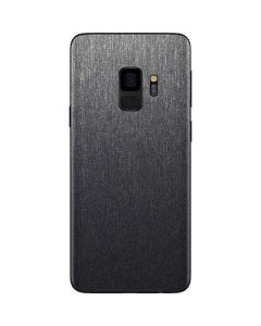 Brushed Steel Texture Galaxy S9 Skin