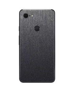 Brushed Steel Texture Google Pixel 3 XL Skin