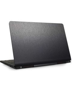 Brushed Steel Texture Dell Inspiron Skin