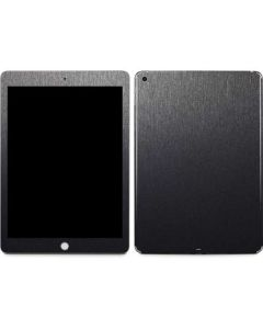 Brushed Steel Texture Apple iPad Skin