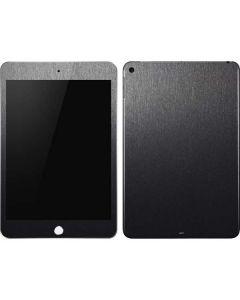 Brushed Steel Texture Apple iPad Mini Skin