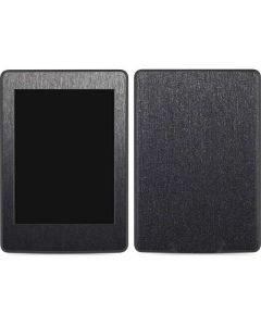 Brushed Steel Texture Amazon Kindle Skin