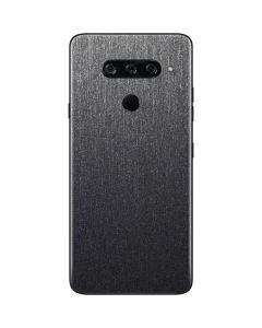 Brushed Steel Texture LG V40 ThinQ Skin