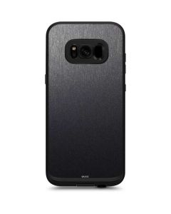 Brushed Steel Texture LifeProof Fre Galaxy Skin