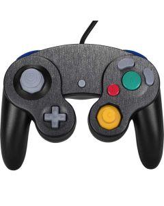 Brushed Steel Texture Nintendo GameCube Controller Skin