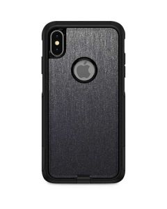 Brushed Steel Texture Otterbox Commuter iPhone Skin
