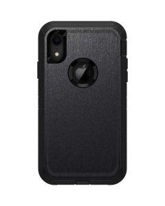 Brushed Steel Texture Otterbox Defender iPhone Skin