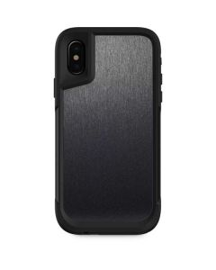 Brushed Steel Texture Otterbox Pursuit iPhone Skin