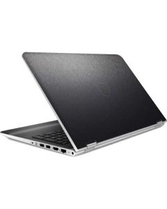 Brushed Steel Texture HP Pavilion Skin