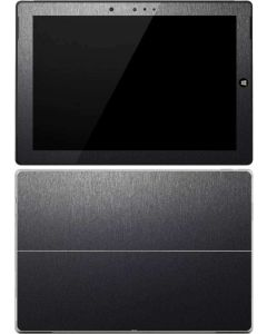Brushed Steel Texture Surface 3 Skin