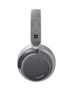 Brushed Steel Texture Surface Headphones Skin